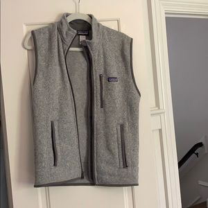 Gray Men's Small Patagonia Vest